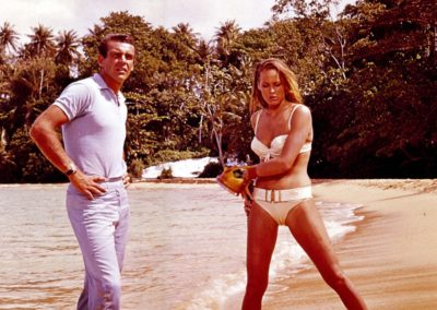 bew/7muza/james bond/dr no/sean connery/ursula andress